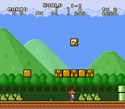 Super Mario Brothers Deluxe - smb1? - User Screenshot